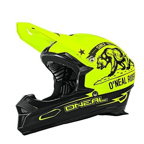 O'Neal Pareces Fury RL casco GoPro soporte para bicicleta de montaña de DH California full face, 0499FC -1