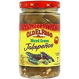 Old El Paso Hot & Tangy tranchées Jalapenos (215g) - Paquet de 2