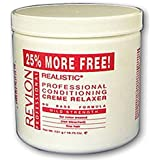 Revlon Professional Realistic Conditioning Creme Relaxer 425g by Revlon