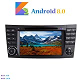 Android 8.0 Car Autoradio, Hi-azul In-dash 2 Din 8-Core 64Bit RAM 4G ROM 32G Car Radio 7