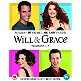 Will & Grace 1-8 Complete