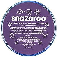 Snazaroo - Colori Pittura per il Viso, Viola, 18 ml