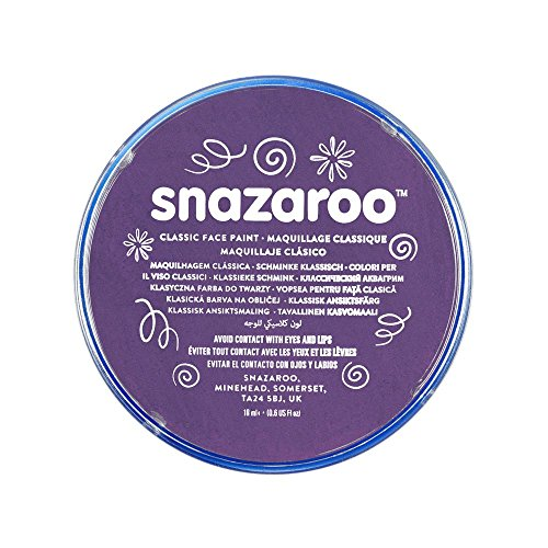 Snazaroo Kinder - Schminkfarbe, 18ml - Topf  - Uk Halloween-kostüme Amazon Baby
