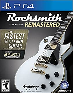 Rocksmith 2014 Edition Remastered by Rocksmith 2014 Edition Remastered (B01KVVSRV6) | Amazon price tracker / tracking, Amazon price history charts, Amazon price watches, Amazon price drop alerts