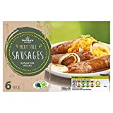 Morrisons Meat Free Sausages, 300g (Frozen)