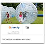 Upto 20% off||Cleartrip Local Theme Parks - Digital Voucher||Use Promocode THEMELOC at checkout