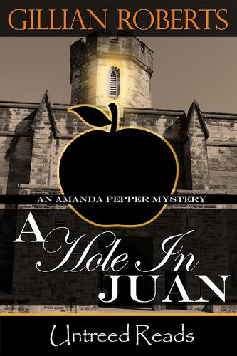 A Hole in Juan (An Amanda Pepper Mystery Book 13) (English Edition)
