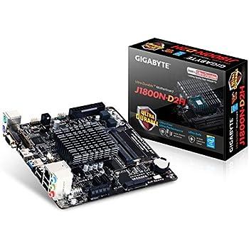 GIGABYTE GA-J1800N-D2H Mini-ITX Motherboard