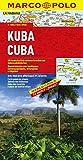 MARCO POLO Kontinentalkarte Kuba 1:1 Mio. (MARCO POLO Länderkarten)
