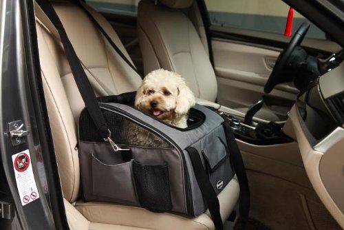 Valentina Valentti V3 Autositz für Haustiere, Grau… | 05055567800735