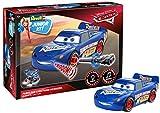Revell Junior Kit - Le Fabuleux Flash MC Queen Cars 3 Voiture, 863, Bleu