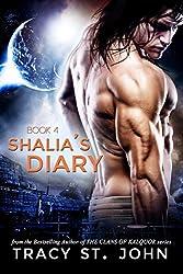 Shalia's Diary Book 4 (English Edition)