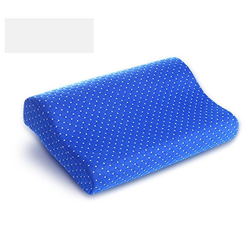 Homedics Handheld-massagegerät (OOFYHOME Langsam Rebound Kissen-Raum Speicher Baumwolle Kissen-Schutz von Halswirbel Kissen)