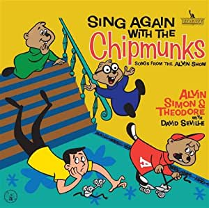 CHIPMUNKS, THE-SING AGAIN WITH THE CHIPMUNKS