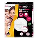 TRUMOM disposable nursing breastfeeding pads designed for heavy flow.
