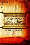 Old Testament Made Easy