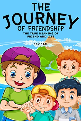 The Journey of friendship (English Edition) (Jam Kids 11 Space)