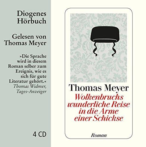 Wolkenbruchs wunderliche Reise in die Arme einer Schickse (4 CDs) (Diogenes Hörbuch) - Iv Arm