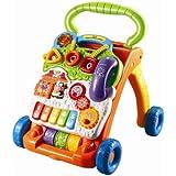 Vtech 77005 Super Trotteur Parlant 2 En 1 Multicolore