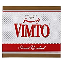 Vimto Cordial Dilutable Juice, 710 ml - Pack of 12