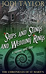 Ships and Stings and Wedding Rings  - A Chronicles of St Mary's Short Story