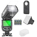 Neewer NW561 Flashblitz Blitzgerät Set für Canon Nikon Olympus Fujifilm DSLR Kamera.Enthält: NW561 Blitz