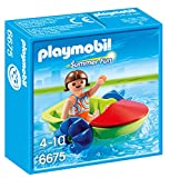 Playmobil 6675 Summer Fun Children's Paddle Boat