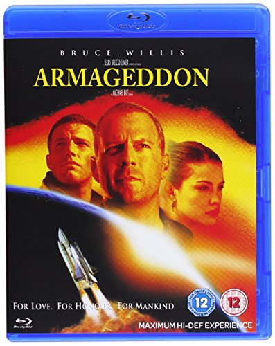 Armageddon [Blu-ray] [UK Import]
