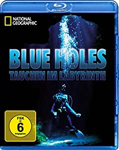 Blue Holes - National Geographic [Blu-ray]