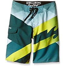 27ccb8f6cdcfa9 G.S.M. Europe - Billabong Jungen Boardshorts SLICE BOY 17.5 zoll