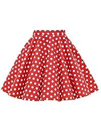 39d544c479 Amazon.it: 110 - Gonne e gonne pantalone / Bambine e ragazze ...