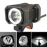 TENGGO Xanes Xl17 950Lm Xml2 LED 5 Modi Dc Lade Schnittstelle Ipx6 Wasserdichte Fahrrad Licht