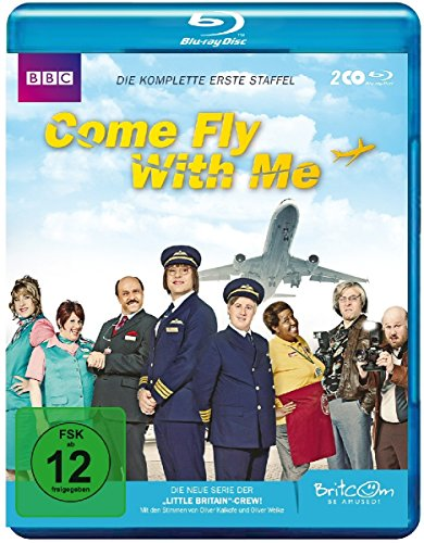 Come Fly With Me - Staffel 1 [Blu-ray]