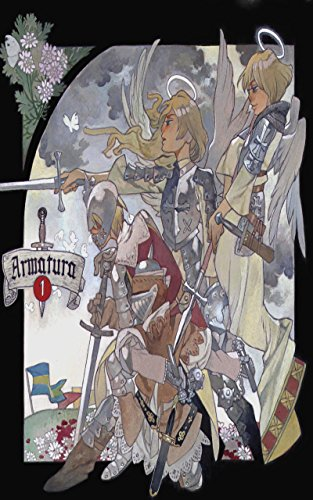 """Medieval fantasy Comic  """"Armatura"""" chapter1.Young margrave Fritz travels to find secret """"Rainy knight""""and discover the truth of his origin. He will meet his love, friends, battles and finally know the truth."""