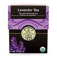 Lavender Tea - Organic Herbs - 18 Bleach Free Tea Bags