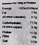 Suma Organic Buckwheat 500 g (Pack of 6)
