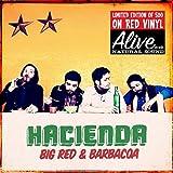 Big Red & Barbacoa [Vinyl] by Hacienda Us