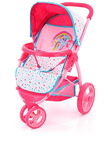 Preisvergleich Produktbild MY LITTLE PONY Puppen-Jogging-Buggy