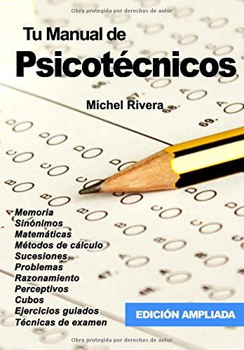 Tu manual de psicotécnicos por Míchel Rivera