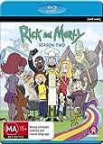 Rick & Morty Season 2 [Import italien]
