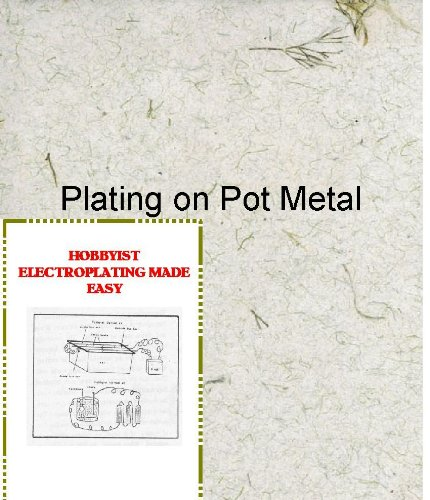 Pot Metal Plating on Video with Book [Mass Market Paperback] by Pot Metal Plating