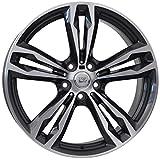 WSP ITALY Alufelgen für Audi,BMW, 19 Zoll 8.0X19 5X112 Et 47 66.5 W684