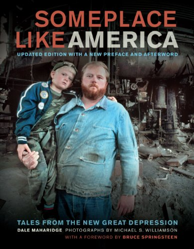 Someplace Like America: Tales from the New Great Depression (English Edition)