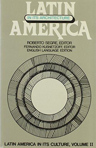 Latin America in Its Architecture