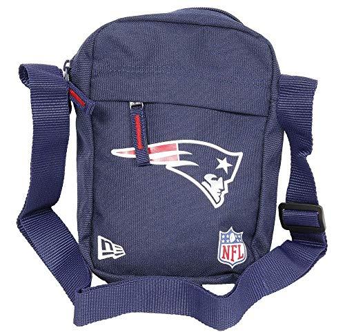 New Era NFL Side Bag Neepat OTC Umhängetasche, Unisex, Erwachsene, Dunkelblau, Einheitsgröße