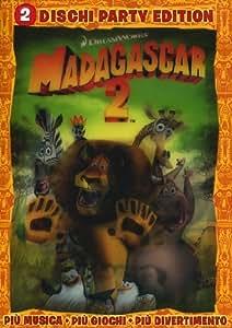 Madagascar 2(dischi party edition) [(dischi party edition)] [Import anglais]