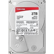 Toshiba E300 Low Energy - Disco Duro Interno de 3 TB (8,9 cm