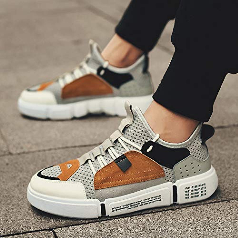 NANXIEHO Bottom scarpe da uomo a basso spessore scarpe tendenza all'aperto per il tempo libero netto | bello  | Gentiluomo/Signora Scarpa