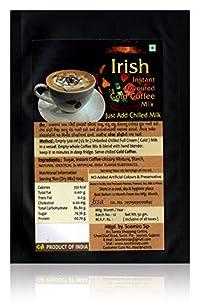 Soomiro Sip Irish Flavoured Cold Coffee Mix, 50 grams