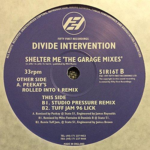 Shelter Me (The Garage Mixes) - Shelter-garage